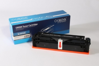 HP CF540A (203A) Black ORINK