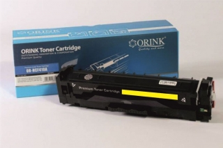 HP CE412A (305A) Yellow ORINK